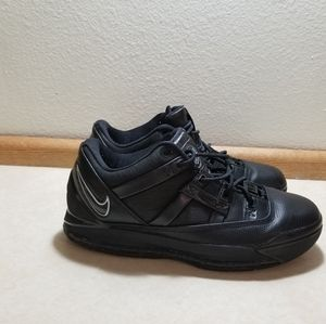 Size 10.5 lebron James nike zoom air max